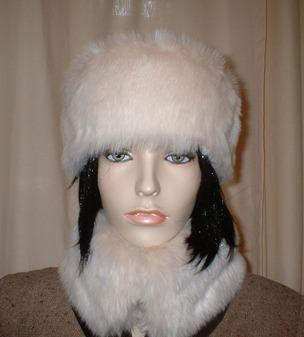 Sunny Bear Faux Fur Headband