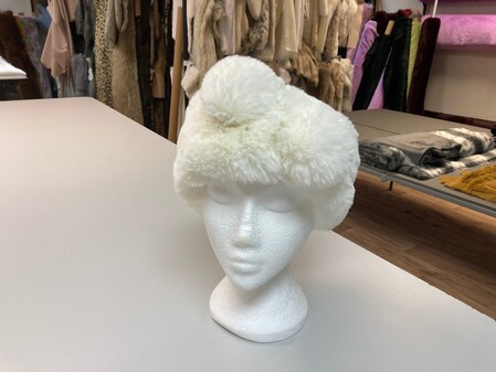 SALE Faux Fur Headbands