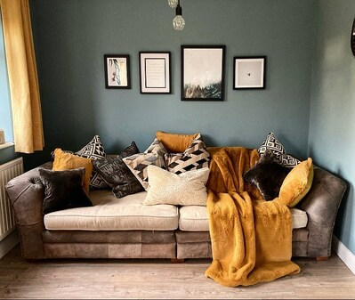 Midas Faux Fur Throws