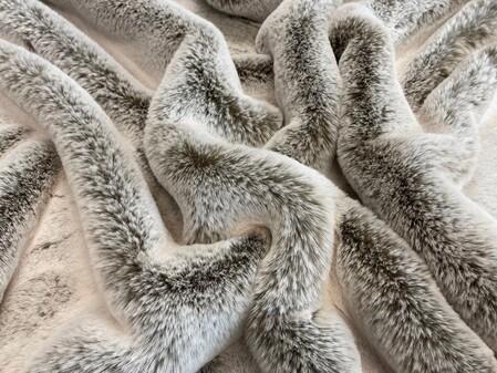 Koala Faux Fur Swatch