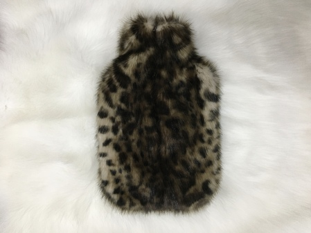 Faux Fur Hot Water Bottle Covers