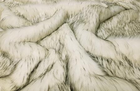 Aspen Faux Fur Fabric Per Meter
