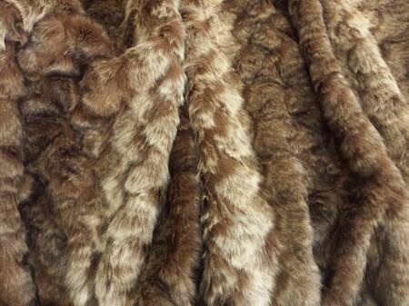 Romanov Faux Fur Fabric Per Meter
