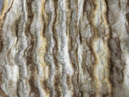 Sahara Faux Fur Per Meter LAST REMAINING!