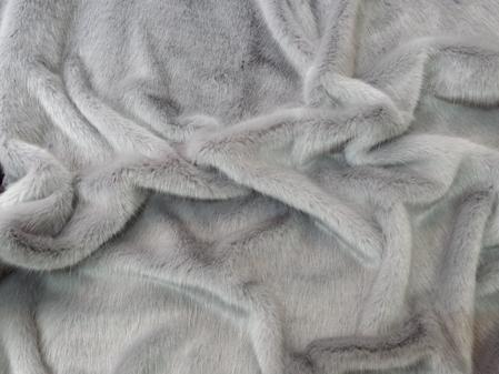 Silver Mink Faux Fur SECONDS Mega Sale