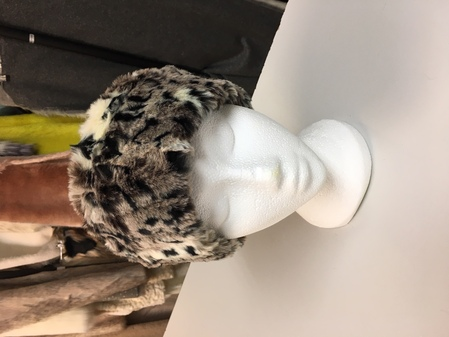 SALE Faux Fur Headbands