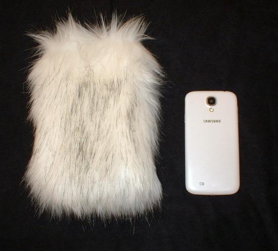 Faux Fur Phone Cases