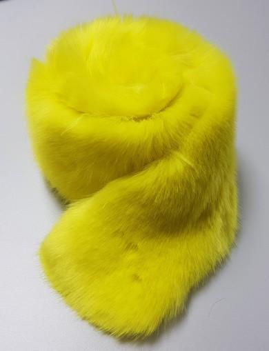 Tissavel Buttercup Faux Fur Trims