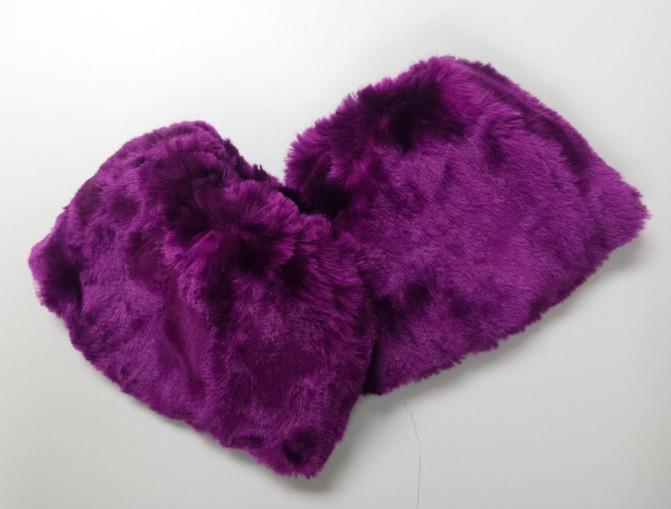 SALE Tissavel Indulgence Faux Fur Cuffs