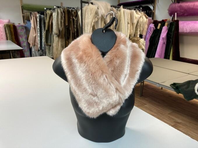 SALE Faux Fur Long Collars