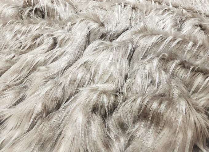 Tufty Faux Fur Fabric Limited Edition