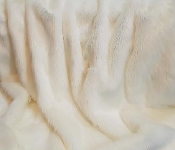 Polar Bear Faux Fur Trims
