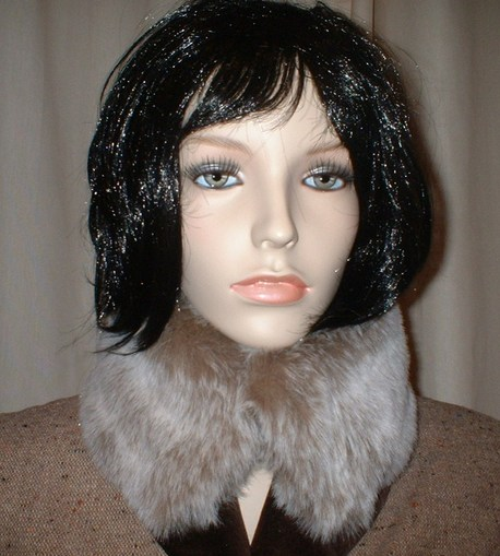 Koala Faux Fur Collar