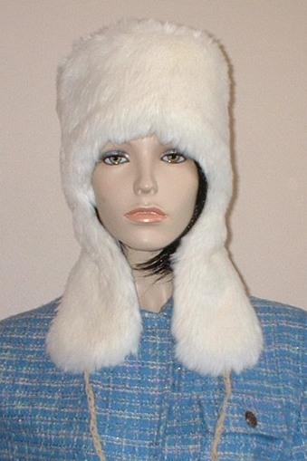 Marilyn Faux Fur Trapper Hat