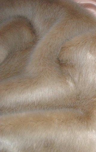 Honey Blonde Faux Fur Pet Blankets