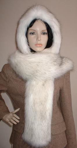 Alaska Faux Fur Hoodie