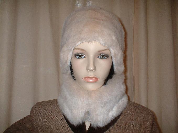 Sunny Bear Faux Fur Collar