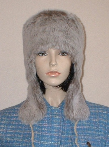 Koala Faux Fur Trapper Hat