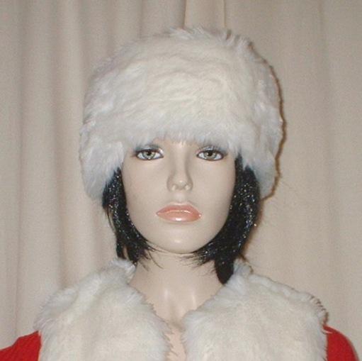 Marilyn Faux Fur Headband
