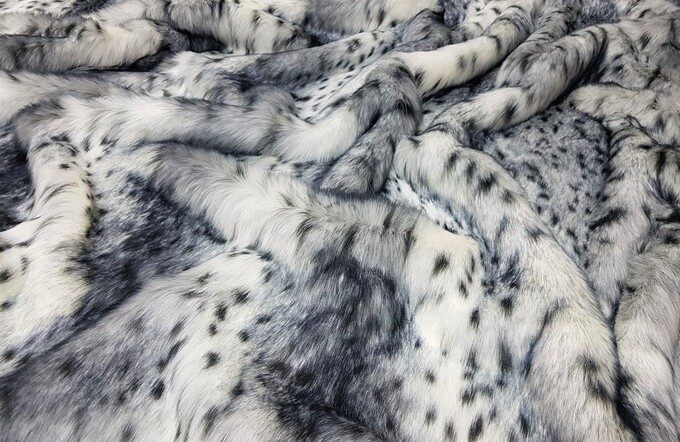 Faux Fur SECONDS Per Meter