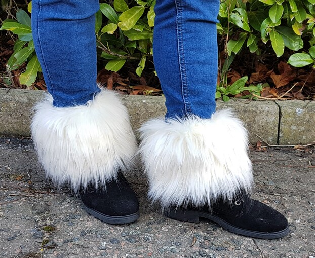 Himalaya Faux Fur Boot Toppers