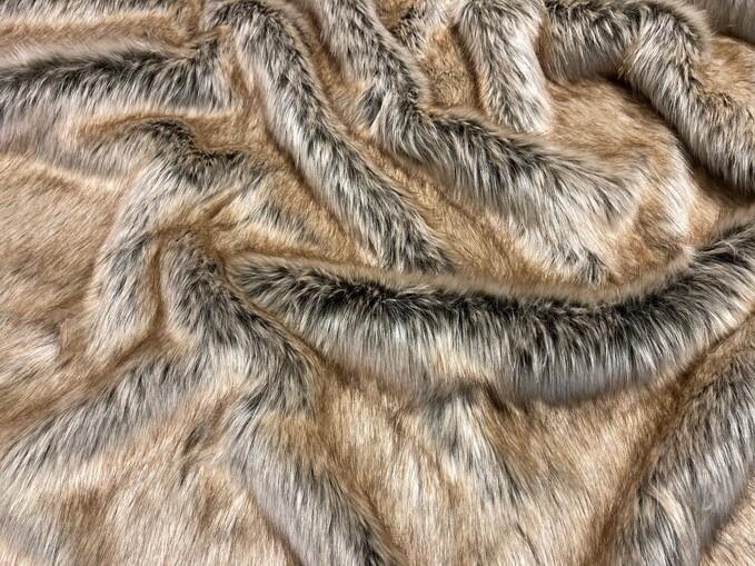 Husky Faux Fur Trim