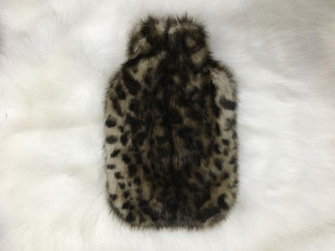 Faux Fur Hot Water Bottle Covers