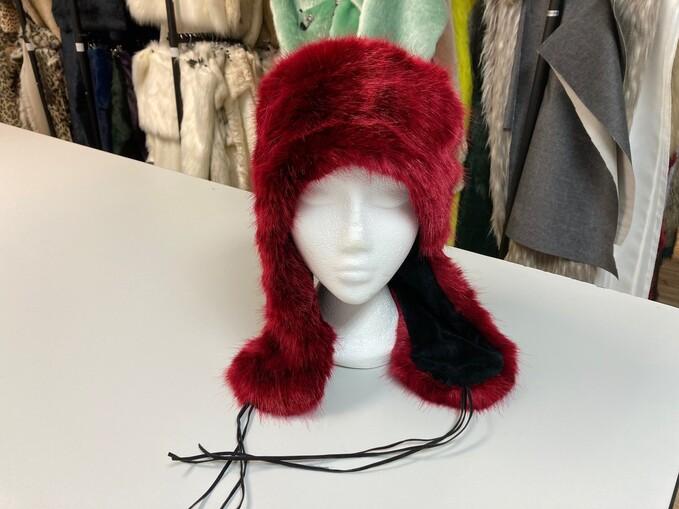 SALE Faux Fur Trapper Hats