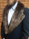 SALE Faux Fur Lapel Collars