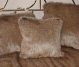 Husky Faux Fur Cushions