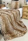 New Jaguar Faux Fur Throws