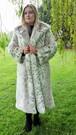 SALE Faux Fur Long Coats