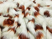 Appaloosa Faux Fur Fabric Limited Edition