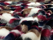 Picasso Faux Fur Fabric Limited Edition