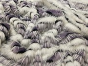 Will O' The Wisp Faux Fur Fabric Limited Edition