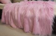 Candy Faux Fur Fabric Per Metre