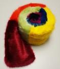 Rainbow Lolly Scarf