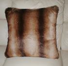 Madagascar Faux Fur Cushions
