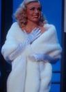 Marilyn Faux Fur Long Stole