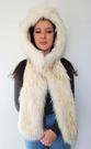 Tissavel Himalaya Faux Fur Hoodie
