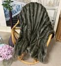 SALE Smokey Mountain Faux Fur Throws & Cushions