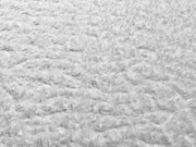 White Astra Faux Fur Fabric Per Meter